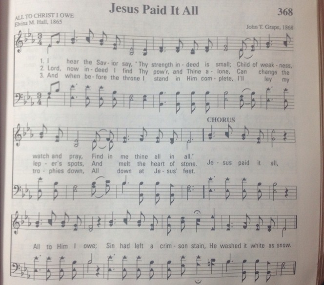 Hymn-368-Jesus-Paid-It-All