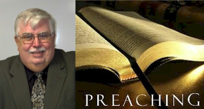 Don Treadway Preaches