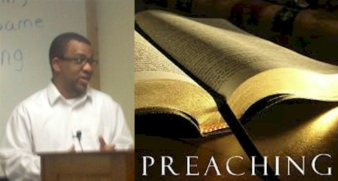 Andy Anderson Preaches