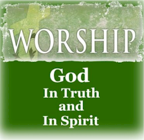 Do you practice acceptable worship in God's eyes? Is your worship directed to God? Are your motives right? Do you worship in truth, guided by God's word?