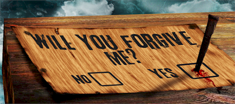 Beating yourself up for past sins may make you feel only partially forgiven. But Jesus paid the full price. There are no partially forgiven Christians.