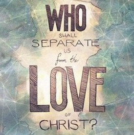 God's love is an enduring love. He will always love you. Jesus proved His enduring love by laying down His life for us. We should love Him as He loved us. Our sins can separate us from God, if we let them.