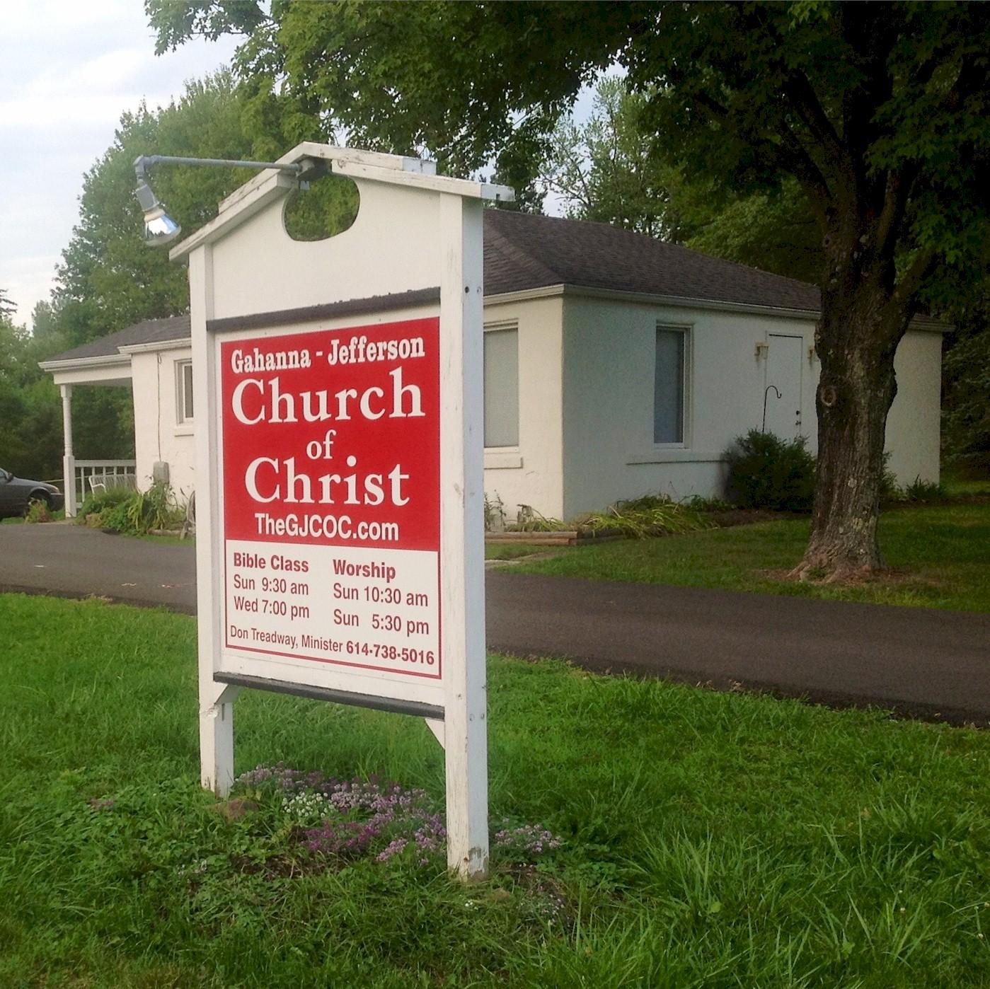 The Gahanna-Jefferson Church of Christ